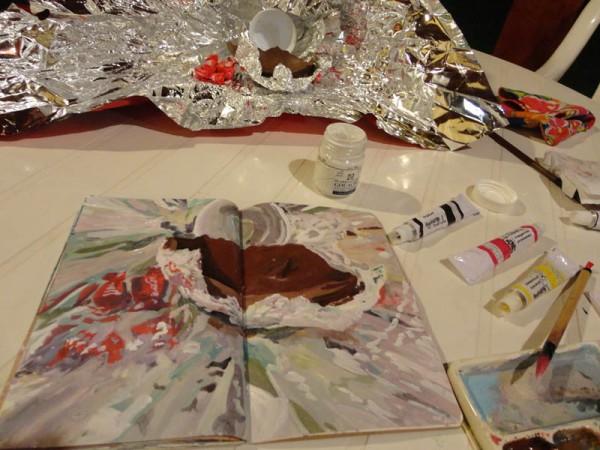 ovo de páscoa caderno guache 2012