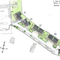 Concours de St-Cassin : aménagement de la butte du chef-lieu