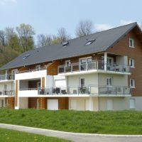 60 logements collectifs HQE à La Ravoire
