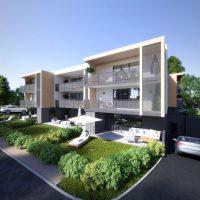 14 logements collectifs en accession libre à Aix-les-bains