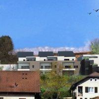 30 logements collectifs au Viviers-du -Lac
