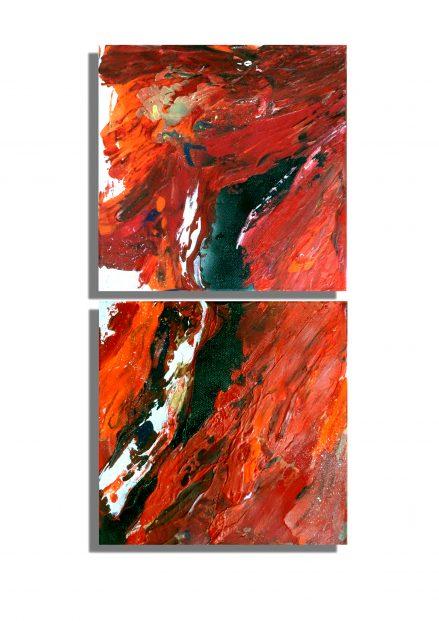 Abstrakt Art Nr 1306