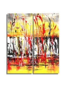 Abstrakt Art Nr. 1321