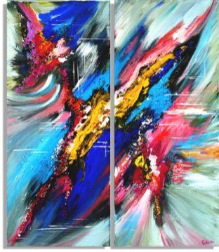 Abstrakt Art Nr. 1349