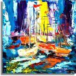 Segelboot Art Nr. 409