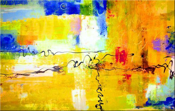 Abstrakt Art Nr. 481