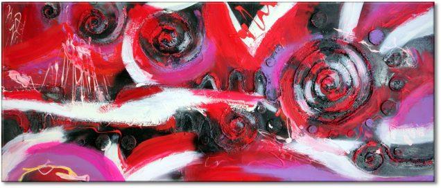 Abstrakt Art Nr. 484