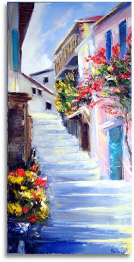 Gasse Venedig Art Nr. 514