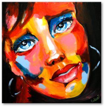 Porträt Art Nr. 553