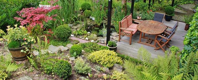 Beautiful Garden Decor