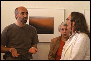 Mary Bauermeister im Gespräch mit Jürgen Horn