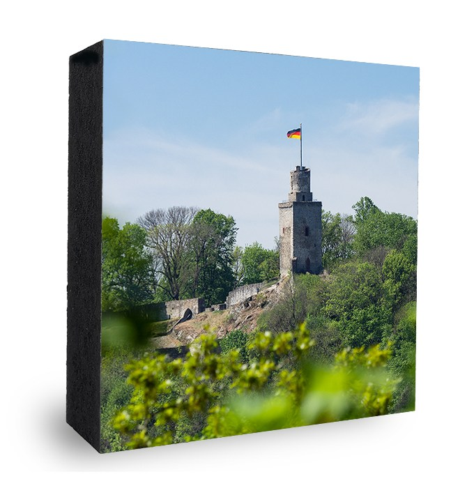 Falkensteiner Burg innen