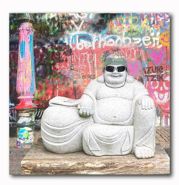 Good Luck Buddha - Atelier Klick Blick