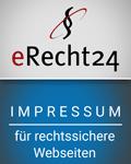 Impressum E-Recht 24