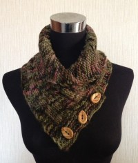 Shawl Collared Cowl  Atelier Knits