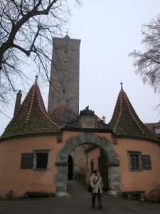 ローテンブルク城塞