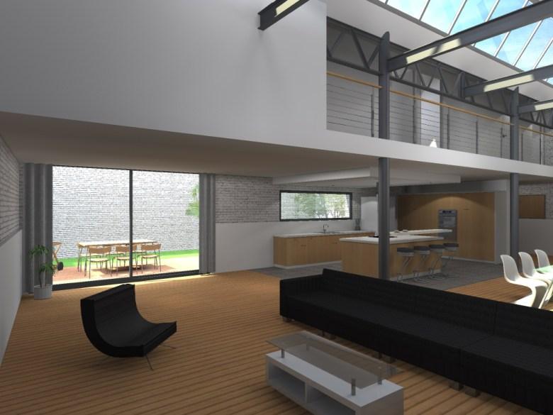 12. Atelier permis de construire Loft Lille11