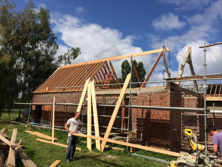 13.20. Atelier permis de construire - Rénovation d'une grange à Bachy14