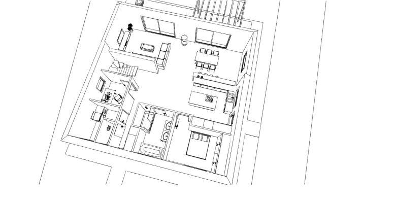 13.23. Atelier permis de construire - Extension maison Lecelles2