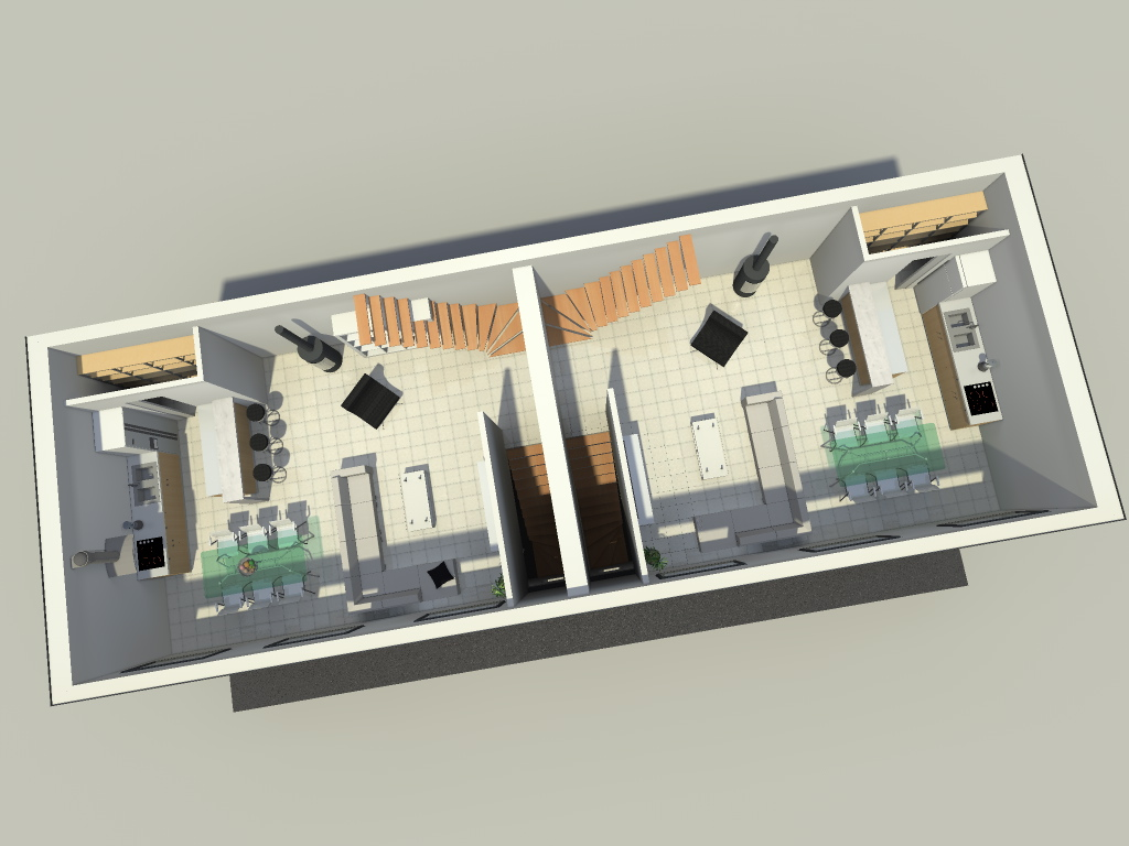Transformation d 39 un garage en 2 logements wattignies - Transformation d un garage en habitation ...