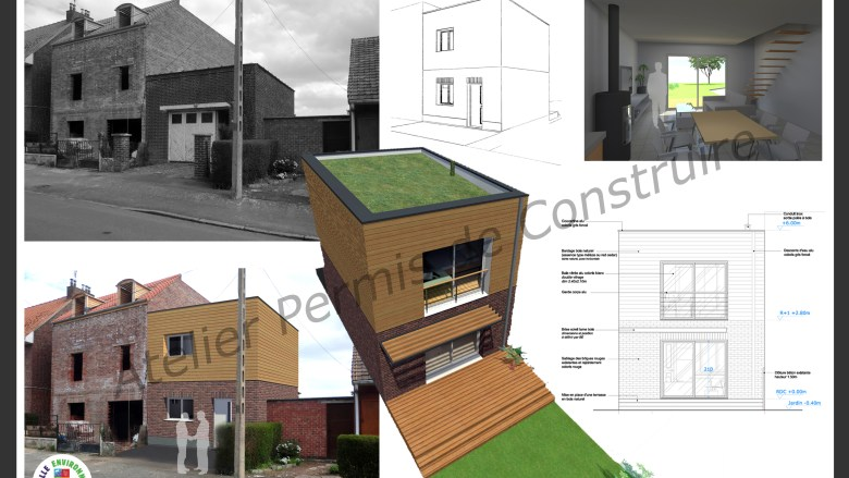 permis de construire nord cysoing. Black Bedroom Furniture Sets. Home Design Ideas