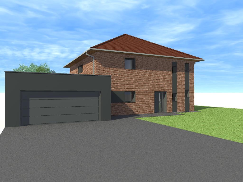Construire sa maison plan pourquoi choisir un plan de for Achat maison neuve nord