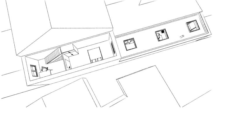 14.08 Extension maison étroite Dunkerque - Atelier permis de construire1.2