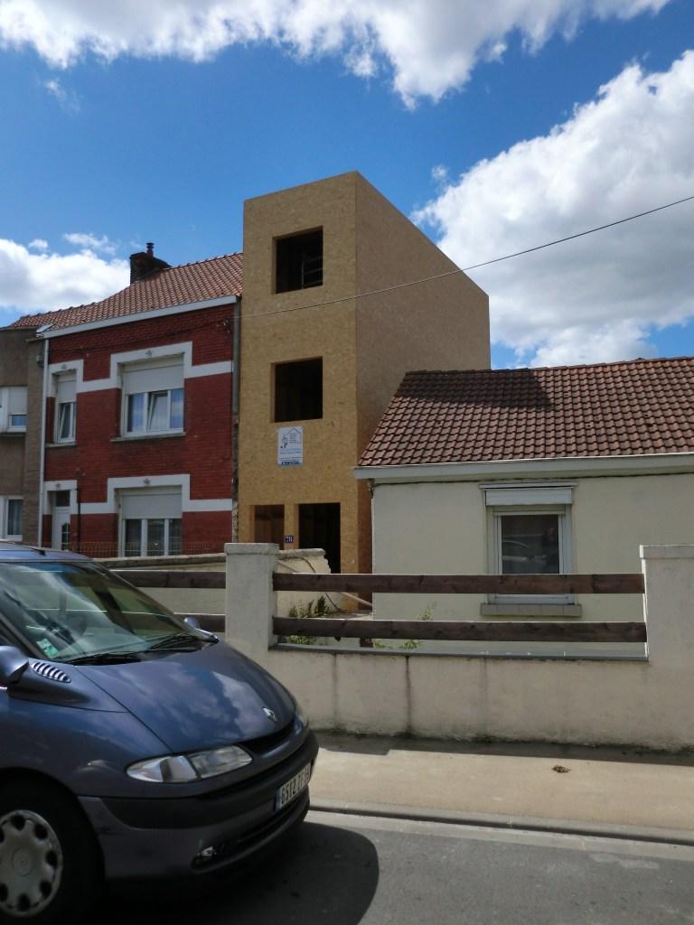 14.08 Extension maison étroite Dunkerque - Atelier permis de construire9