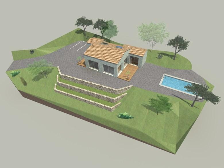 15.05 Construction maison permis de construire Saint Tropez2.1