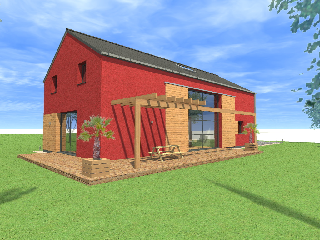 Maison nord pas de calais for Constructeur maison calais