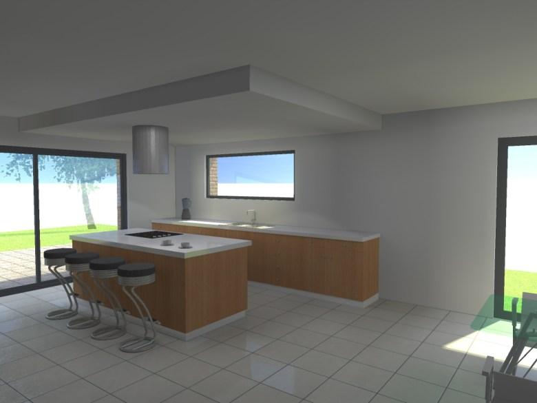 15.20 Atelier Permis de construire extension nord Sequedin45