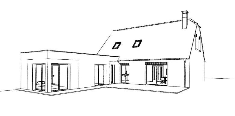 15.30 Atelier Permis de construire extension nord architecte 5
