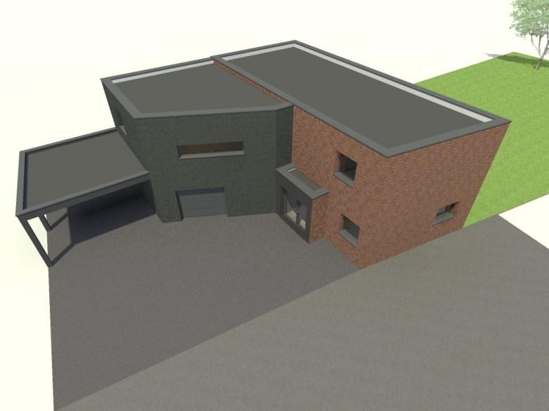15.38 Atelier Permis de construire extension nord Cysoing2