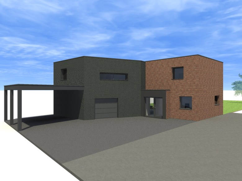 15.38 Atelier Permis de construire extension nord Cysoing4