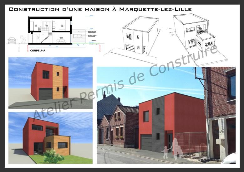 16.22 Atelier permis de construire maison individuelle