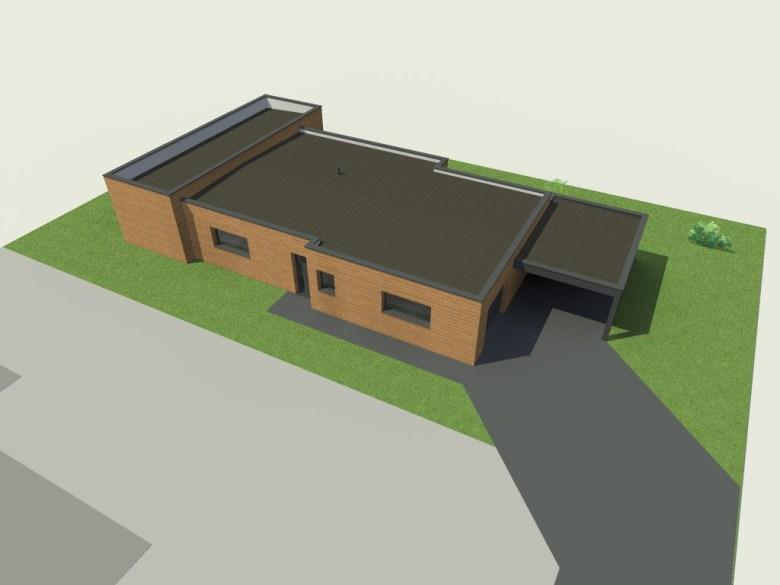 16.27 permis de construire maison plain pied nord 2