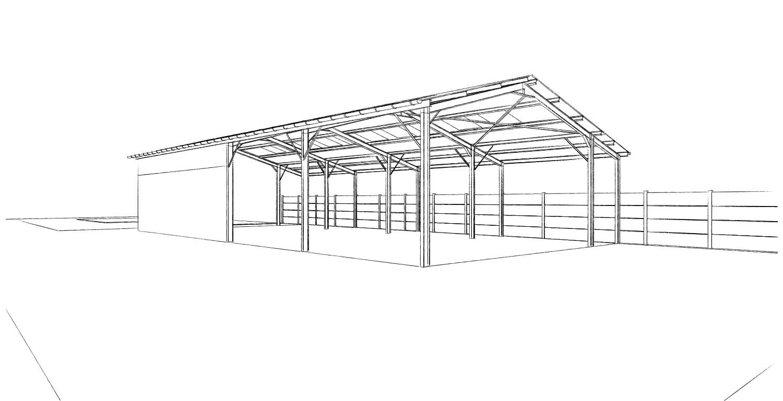 Permis de construire hangar loft 10 for Permis de construire hangar