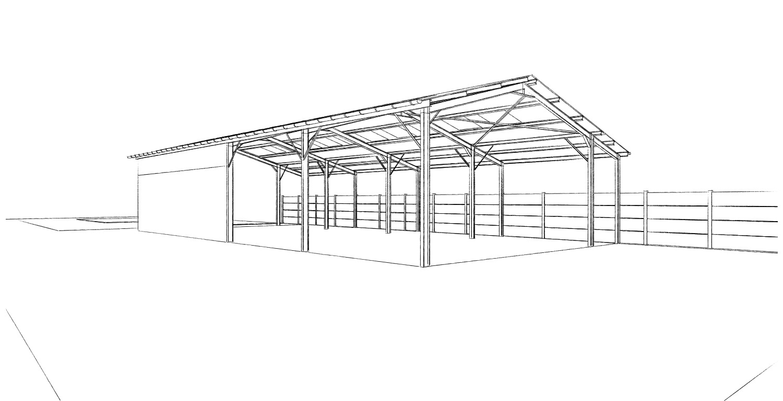 permis de construire hangar loft 10. Black Bedroom Furniture Sets. Home Design Ideas