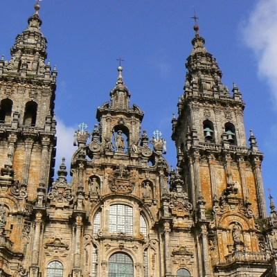 サンティアゴデコンポステーラ大聖堂