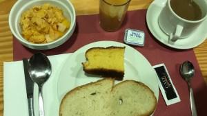 カミーノ 朝食