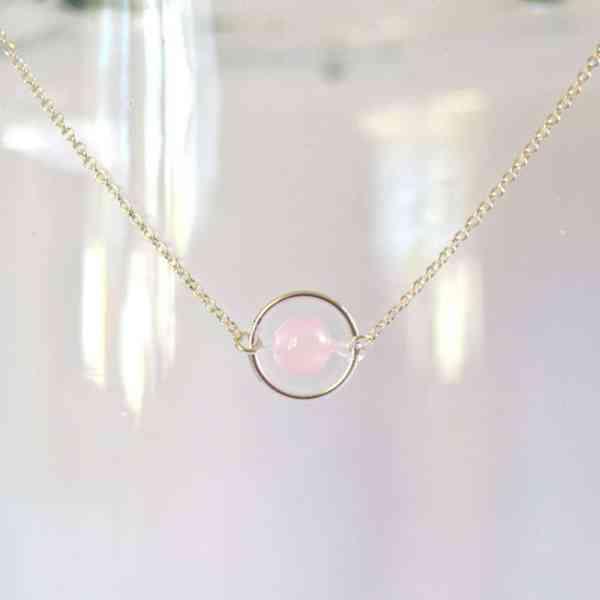 bijoux-pierre-argent-vrai-collier-funambule-lithotérapie-Calcédoine-4