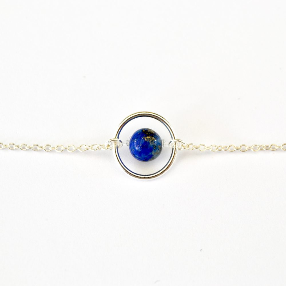 bijoux-pierre-argent-vrai-collier-funambule-lithotérapie-Lapis-lazuli-2