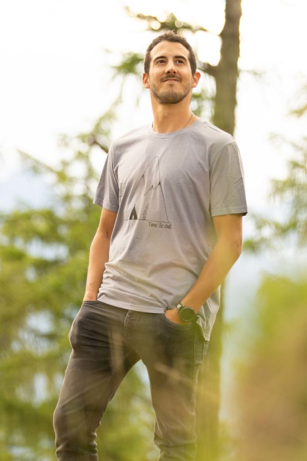 Time to chill - YOU23.14 t-shirt