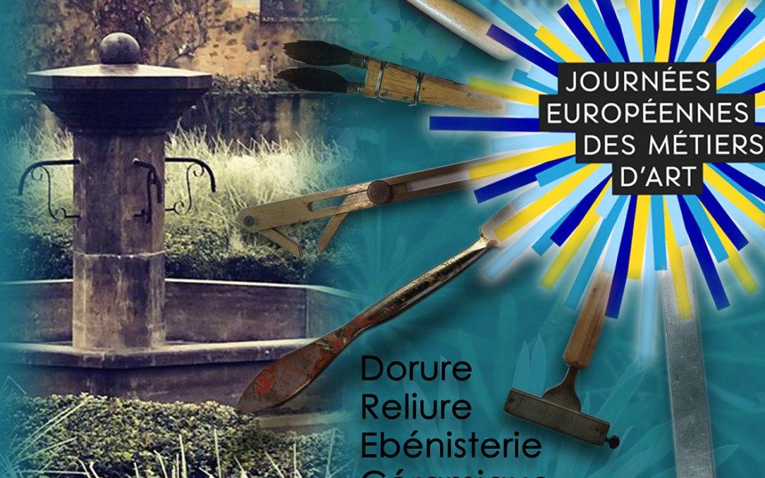Artisans et créateurs aux Jardins du Montperthuis JEMA 2020