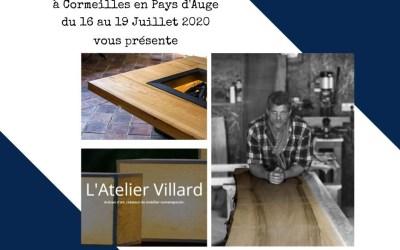 Métiers d'Art à l'honneurL'EphémèreCormeilles en pays d'Auge (Eure)16 au 19 juillet 2020