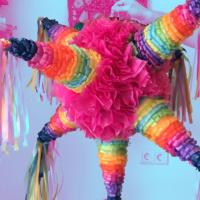 Cómo hacer una piñata I Estrella de 7 picos