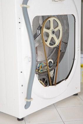 Lave linge comment remettre une courroie de lave linge - Comment utiliser calgon machine laver ...