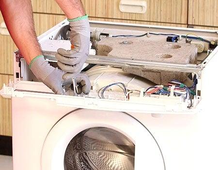 panne lave linge comment demonter un