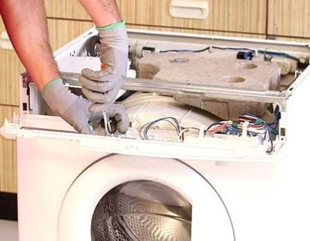 panne lave linge comment d 233 monter un lave linge