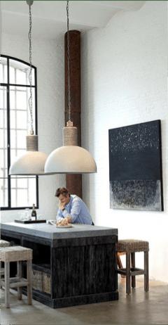 Geef je interieur een stoere look met industrieel licht